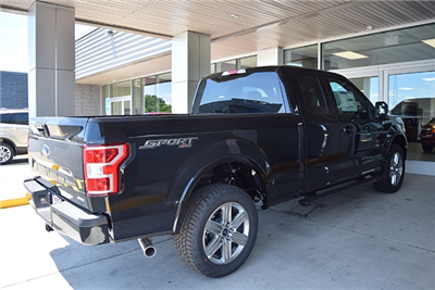 2018 F-150 Super Cab 4x4,  Pickup #JKE72179 - photo 2