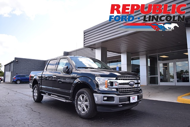 2018 F-150 SuperCrew Cab 4x4,  Pickup #JKF44110 - photo 1