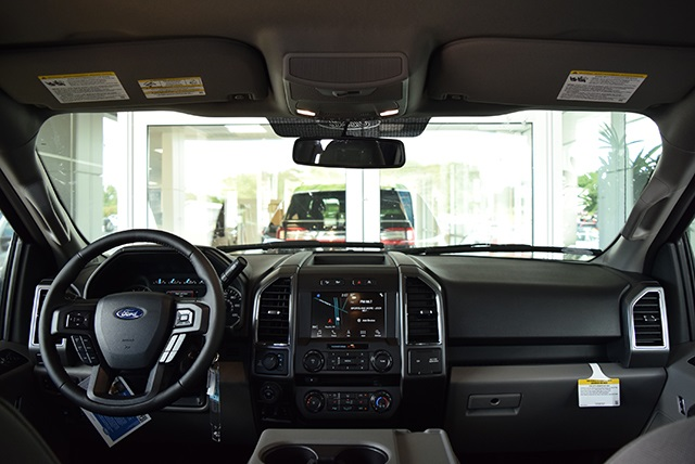 2018 F-150 SuperCrew Cab 4x4,  Pickup #JKF44110 - photo 10