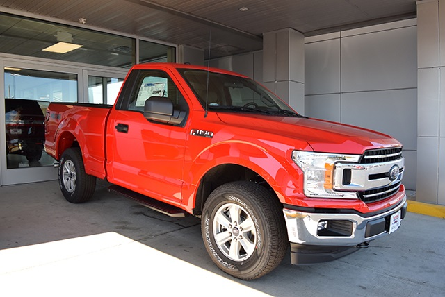 2018 F-150 Regular Cab 4x4,  Pickup #JKF56795 - photo 16
