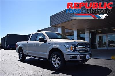 2018 F-150 Super Cab 4x4,  Pickup #JKF92222 - photo 1