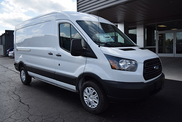2019 Transit 250 Medium Roof 4x2,  Empty Cargo Van #KKA04862 - photo 18
