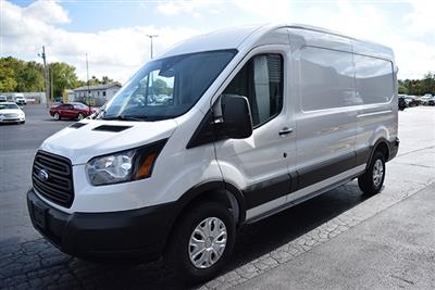 2019 Transit 250 Medium Roof 4x2,  Empty Cargo Van #KKA04862 - photo 17