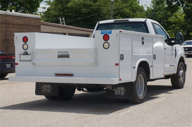 2017 F-350 Regular Cab DRW,  Knapheide Service Body #HED53995 - photo 3