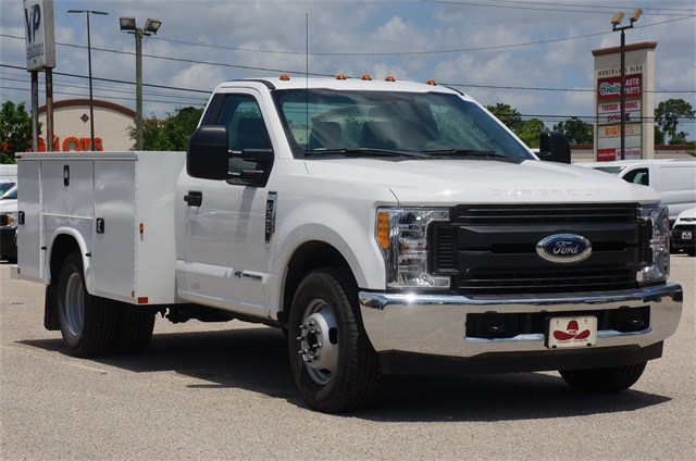 2017 F-350 Regular Cab DRW,  Knapheide Service Body #HED53995 - photo 4