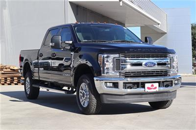 2018 F-250 Crew Cab 4x4,  Pickup #JEB18864 - photo 4