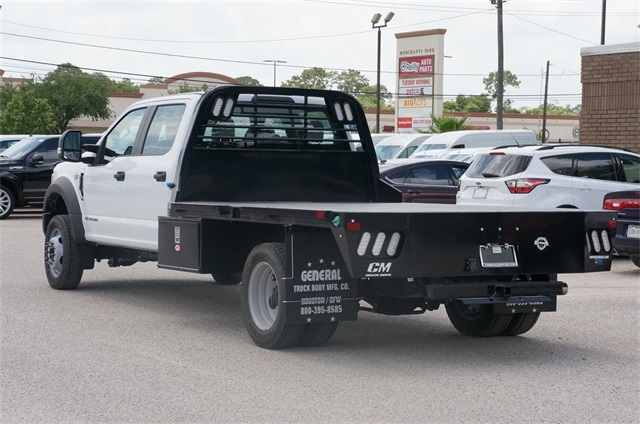2018 F-550 Crew Cab DRW 4x4,  Platform Body #JEC14455 - photo 2