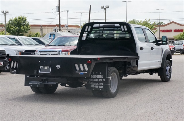2018 F-550 Crew Cab DRW 4x4,  Platform Body #JEC14455 - photo 3