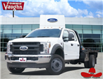 2018 F-550 Crew Cab DRW 4x4,  Platform Body #JEC14455 - photo 1