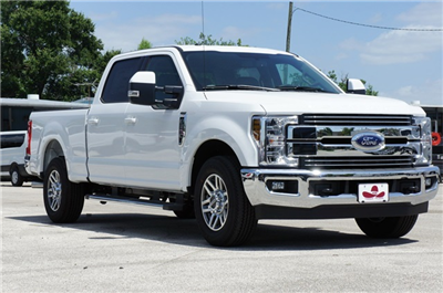 2018 F-250 Crew Cab 4x2,  Pickup #JED04960 - photo 4