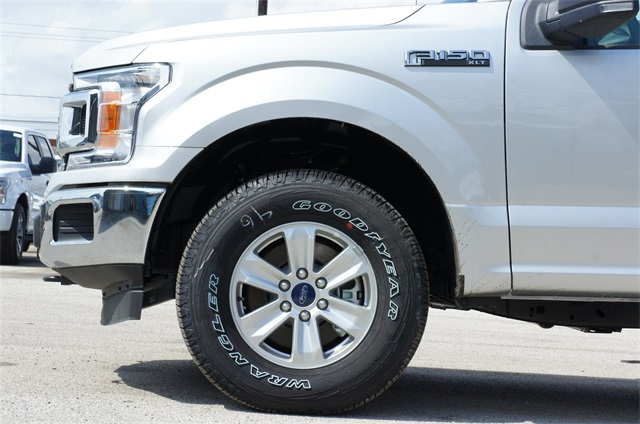 2018 F-150 SuperCrew Cab 4x4,  Pickup #JFA09056 - photo 5