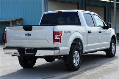 2018 F-150 SuperCrew Cab 4x4,  Pickup #JFA09056 - photo 3
