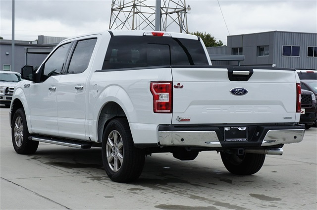 2018 F-150 SuperCrew Cab 4x2,  Pickup #JFA16631 - photo 2