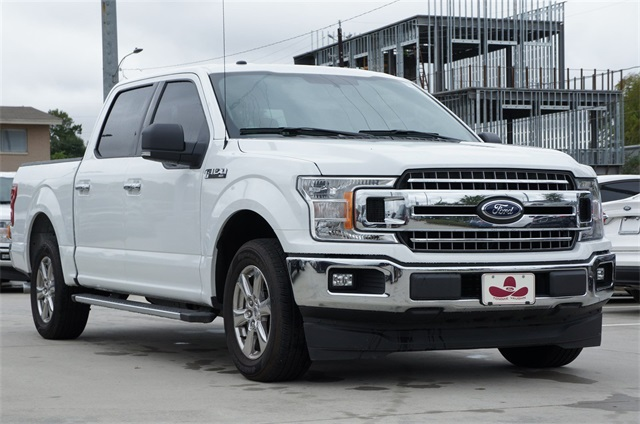 2018 F-150 SuperCrew Cab 4x2,  Pickup #JFA16631 - photo 4