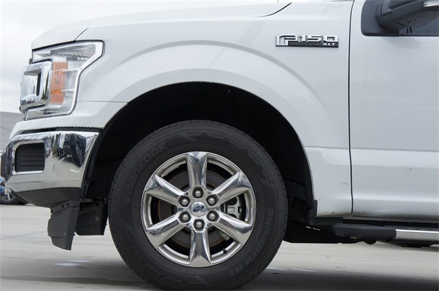 2018 F-150 SuperCrew Cab 4x2,  Pickup #JFA16631 - photo 5