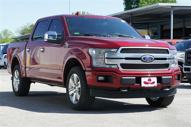 2018 F-150 SuperCrew Cab 4x4,  Pickup #JFC14580 - photo 4