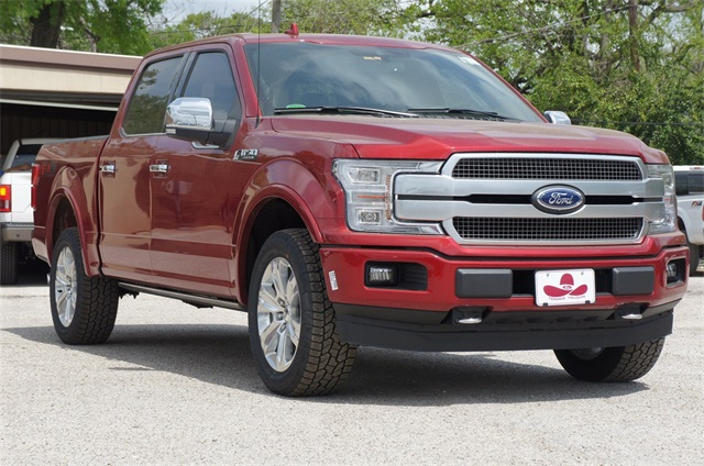 2018 F-150 SuperCrew Cab 4x4,  Pickup #JFC14582 - photo 4