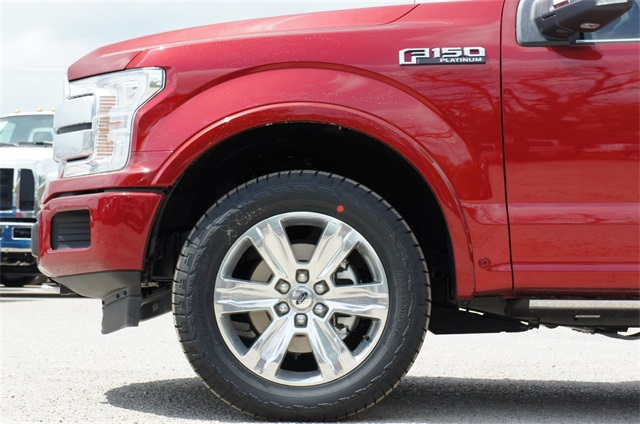2018 F-150 SuperCrew Cab 4x4,  Pickup #JFC14582 - photo 5