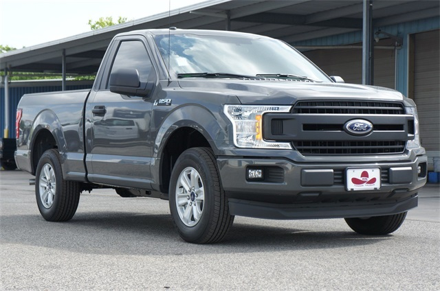2018 F-150 Regular Cab 4x2,  Pickup #JFC88371 - photo 4