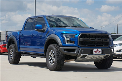2018 F-150 SuperCrew Cab 4x4,  Pickup #JFD38802 - photo 4