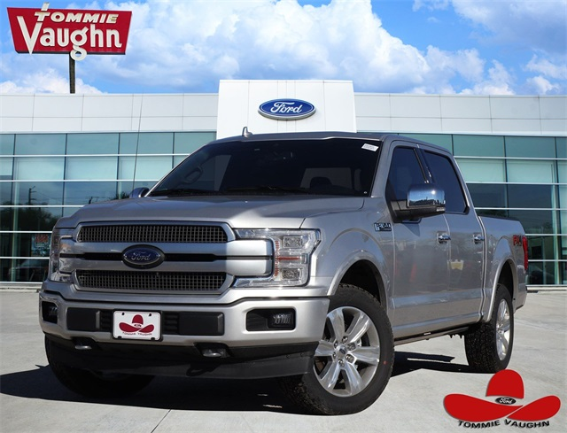 2018 F-150 SuperCrew Cab 4x4,  Pickup #JFE03970 - photo 1
