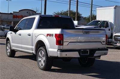 2018 F-150 SuperCrew Cab 4x4,  Pickup #JFE03970 - photo 2