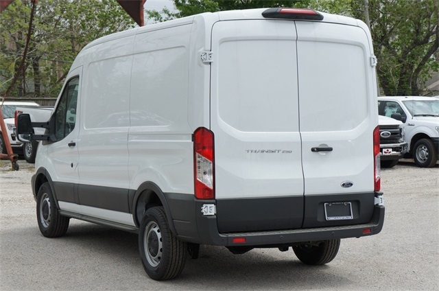 2018 Transit 250 Med Roof,  Empty Cargo Van #JKA23228 - photo 3
