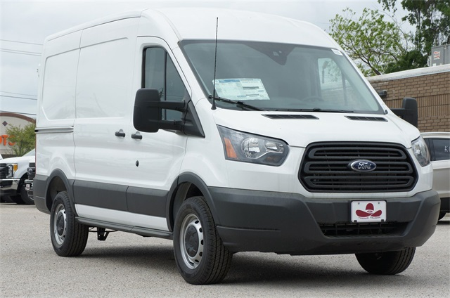 2018 Transit 250 Med Roof,  Empty Cargo Van #JKA23228 - photo 5