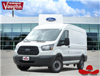 2018 Transit 250 Med Roof,  Empty Cargo Van #JKA23228 - photo 1