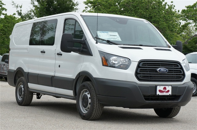 2018 Transit 250 Low Roof 4x2,  Empty Cargo Van #JKA29783 - photo 5