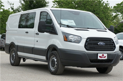 2018 Transit 250 Low Roof 4x2,  Empty Cargo Van #JKA29783 - photo 6