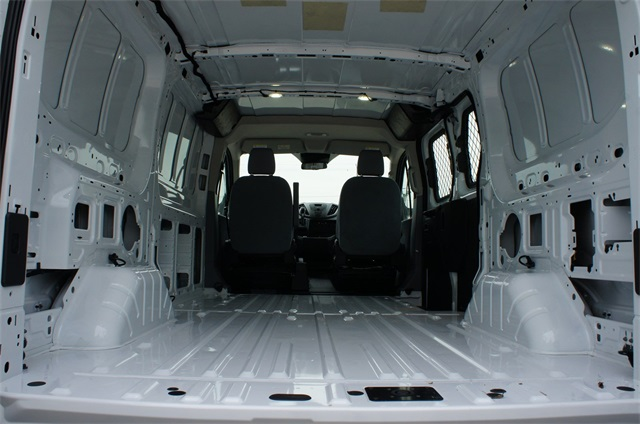 2018 Transit 250 Low Roof 4x2,  Empty Cargo Van #JKA29784 - photo 2