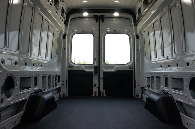 2018 Transit 350 High Roof 4x2,  Empty Cargo Van #JKB28776 - photo 22