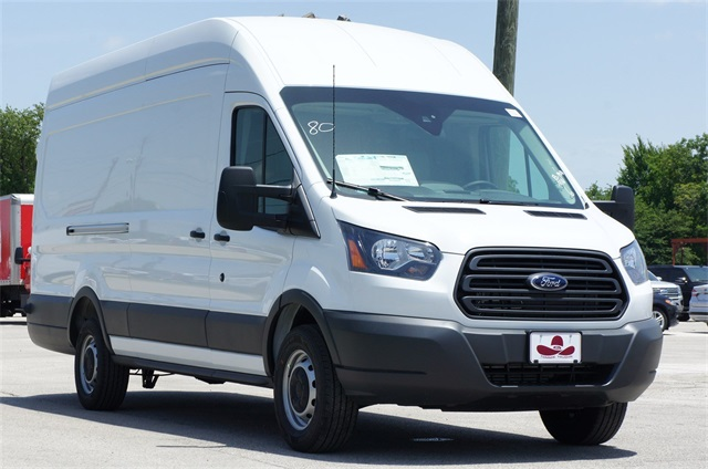 2018 Transit 350 High Roof 4x2,  Empty Cargo Van #JKB28776 - photo 5