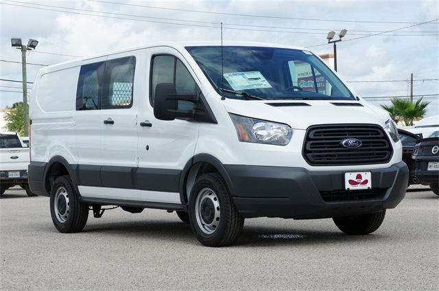 2018 Transit 250 Low Roof 4x2,  Empty Cargo Van #JKB29944 - photo 4