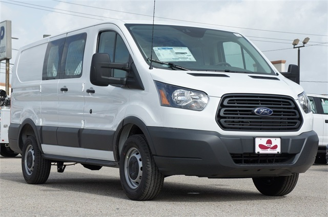 2018 Transit 250 Low Roof 4x2,  Empty Cargo Van #JKB29948 - photo 5