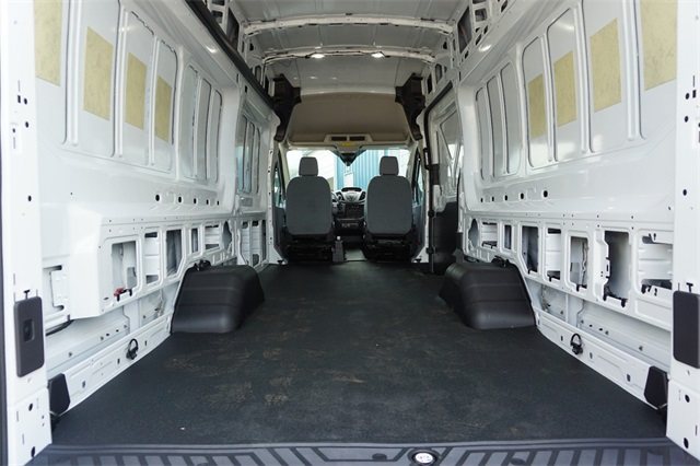 2018 Transit 350 HD High Roof DRW 4x2,  Empty Cargo Van #JKB29951 - photo 2