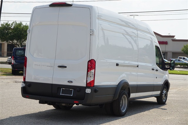 2018 Transit 350 HD High Roof DRW 4x2,  Empty Cargo Van #JKB29951 - photo 4