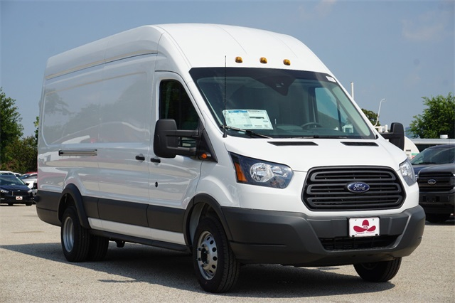 2018 Transit 350 HD High Roof DRW 4x2,  Empty Cargo Van #JKB29951 - photo 5