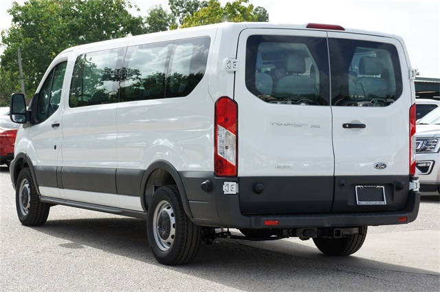 2018 Transit 350 Low Roof 4x2,  Passenger Wagon #JKB35491 - photo 2