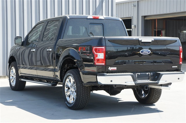 2018 F-150 SuperCrew Cab 4x4,  Pickup #JKC40158 - photo 2