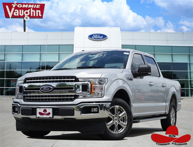 2018 F-150 SuperCrew Cab 4x2,  Pickup #JKC66289 - photo 1