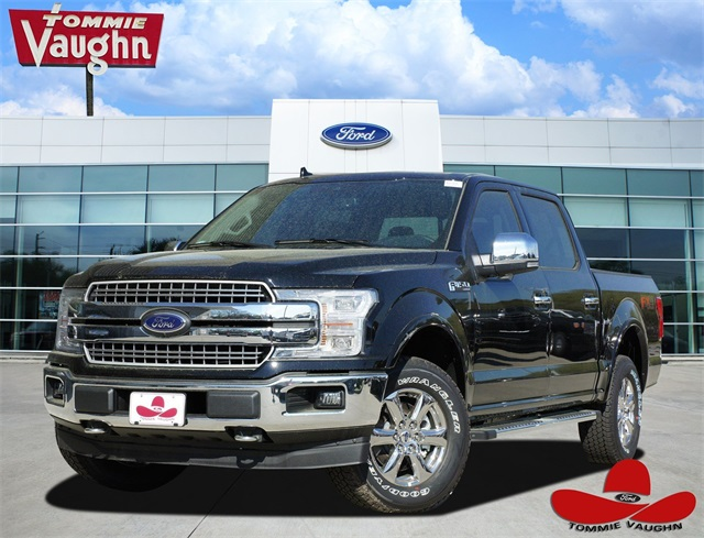 2018 F-150 SuperCrew Cab 4x4,  Pickup #JKD17804 - photo 1