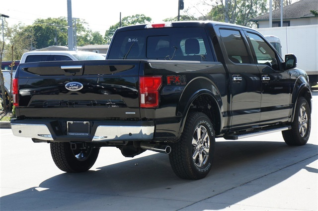 2018 F-150 SuperCrew Cab 4x4,  Pickup #JKD17804 - photo 3
