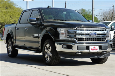 2018 F-150 SuperCrew Cab 4x4,  Pickup #JKD17804 - photo 4