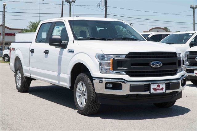 2018 F-150 SuperCrew Cab 4x4,  Pickup #JKE18368 - photo 4