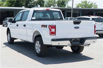 2018 F-150 SuperCrew Cab 4x4,  Pickup #JKE18368 - photo 2
