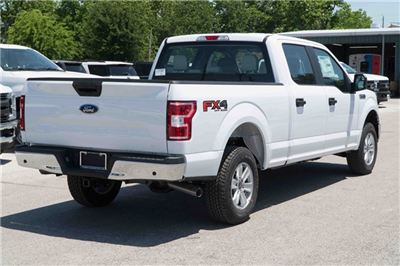 2018 F-150 SuperCrew Cab 4x4,  Pickup #JKE18368 - photo 3