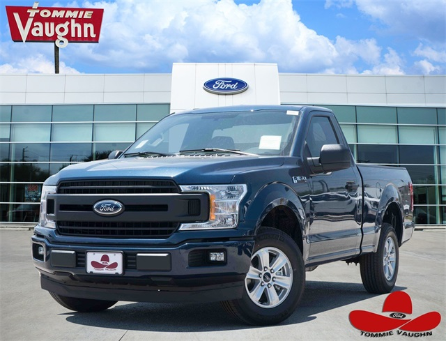 2018 F-150 Regular Cab 4x2,  Pickup #JKE22461 - photo 1