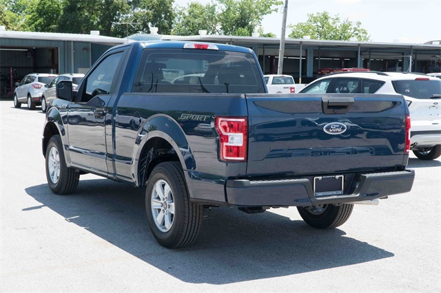 2018 F-150 Regular Cab 4x2,  Pickup #JKE22461 - photo 2